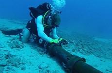 Xử lý sự cố trên tuyến cáp biển AAG trước Tết Nguyên đán