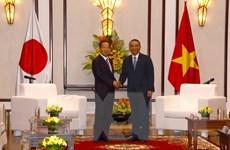 Thành phố Đà Nẵng tăng cường quan hệ hợp tác với Nhật Bản