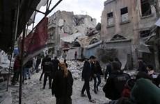 LHQ: Khoảng 350.000 người Syria sơ tán khỏi Idlib do xung đột