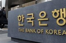 Ngân hàng Trung ương Hàn Quốc đóng băng lãi suất cơ bản