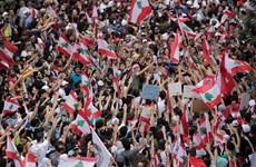 Liban bắt giữ hơn 100 người trong các cuộc biểu tình bạo lực