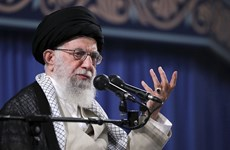 Lãnh tụ Khamenei: Iran phóng tên lửa là đòn nhằm vào hình ảnh nước Mỹ