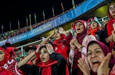 AFC cấm Iran tổ chức các trận thi đấu bóng đá cấp quốc tế