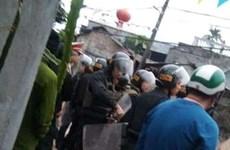 Hưng Yên: Dùng dao giết người man rợ tại thôn Tiền Phong