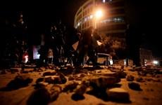 Giới chức Liban họp khẩn về các cuộc biểu tình tại Beirut