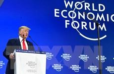 WEF 2020: Tổng thống Trump hoan nghênh sự bùng nổ của nền kinh tế Mỹ