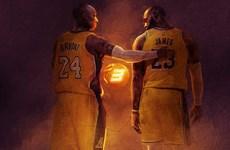 Lebron James bật khóc khi nghe tin Kobe Bryant tử nạn