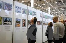 Hội chợ 'Việt Nam tại Đức' thu hút sự quan tâm của khách quốc tế