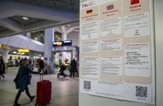 Đức kêu gọi công dân không đến Trung Quốc trừ trường hợp khẩn cấp