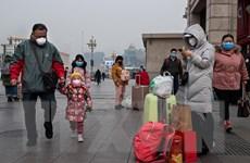 Trung Quốc ghi nhận 106 người tử vong do virus corona