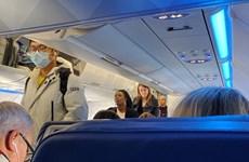 Bộ Ngoại giao Mỹ thuê máy bay sơ tán công dân từ Vũ Hán