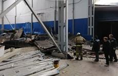 Nga: Nổ khí gas tại nhà máy cao su, nhiều người thương vong