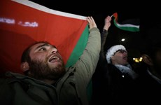 Palestine dừng tuân thủ các thỏa thuận đã ký với Israel