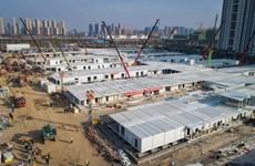 Trung Quốc: Thêm 1 bệnh viện xây dựng chỉ trong gần 2 tuần