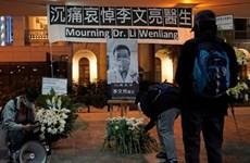 Người dân Hong Kong tưởng nhớ bác sỹ đầu tiên cảnh báo về virus corona