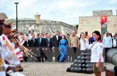 Đoàn đại biểu cấp cao ĐCS Việt Nam thăm và làm việc tại Cuba