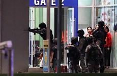 Những hình ảnh từ vụ xả súng kinh hoàng tại Thái Lan