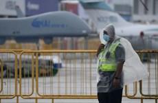 Triển lãm hàng không số một châu Á bị ảnh hưởng nặng nề do dịch bệnh