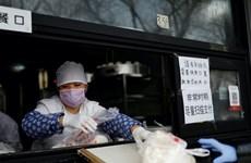 Trung Quốc: Cửa hàng bánh bao sáng tạo trong mùa dịch bệnh