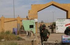 Căn cứ có lực lượng Mỹ đóng quân tại Iraq bị tấn công bằng rocket