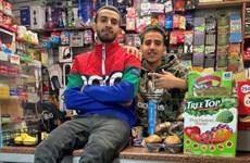 Mỹ: Cửa hàng tạp hóa cho khách lấy đồ miễn phí nếu giải đố đúng