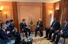 Nhật Bản kêu gọi Iran tuân thủ các cam kết trong JCPOA