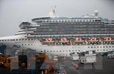 3 thuyền viên Indonesia trên tàu Diamond Princess bị nhiễm COVID-19