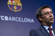 Chủ tịch Barca bác tin thuê công ty truyền thông để nói xấu Messi