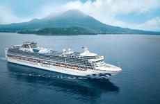 [Video] Hành khách trên du thuyền Diamond Princess bắt đầu rời tàu