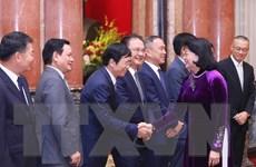 Lễ trao quyết định phong hàm, thăng hàm cho 14 cán bộ ngoại giao