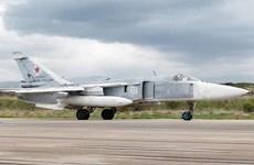 Nga không kích các phiến quân tấn công quân đội chính phủ Syria
