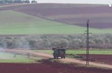 Syria: Phiến quân được Thổ Nhĩ Kỳ hậu thuẫn bắt đầu tấn công Idlib