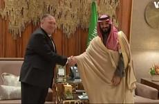 Mỹ trao đổi với Saudi Arabia về các vấn đề an ninh vùng Vịnh