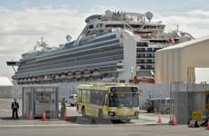 450 hành khách rời tàu Diamond Princess sau hơn 2 tuần cách ly