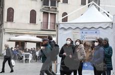 Italy ghi nhận ca tử vong thứ 6 do dịch bệnh COVID-19