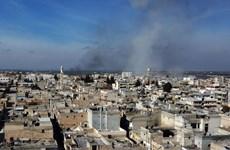 Thổ Nhĩ Kỳ thảo luận với Nga về việc mở cửa không phận tại Idlib