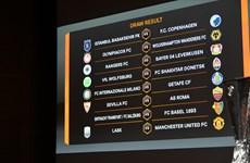 Bốc thăm vòng 1/8 Europa League: M.U dễ thở, Roma gặp thử thách khó