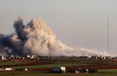 Thổ Nhĩ Kỳ tấn công trả đũa lực lượng chính phủ Syria