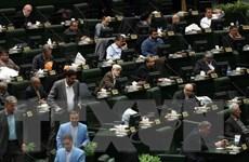 Bốn nghị sỹ Quốc hội Iran dương tính với virus SARS-CoV-2