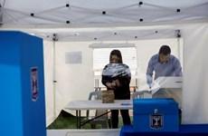 Israel lập các điểm bỏ phiếu đặc biệt cho người nghi nhiễm COVID-19