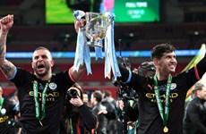 Manchester City lập hat-trick với 3 chức vô địch Carabao Cup