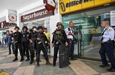 Những hình ảnh đầu tiên về vụ bắt giữ con tin tại Philippines
