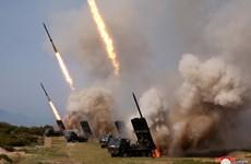 Hàn Quốc nói Triều Tiên bất ngờ phóng 2 vật thể không xác định