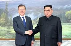 Nhà lãnh đạo Triều Tiên gửi thư động viên Tổng thống Hàn Quốc