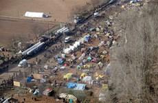 EU đề xuất bổ sung 500 triệu euro viện trợ người tị nạn Syria