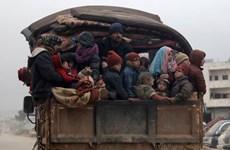 Người dân Syria bắt đầu trở về nhà sau khi Nga-Thổ ngừng bắn