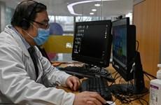 Trung Quốc đẩy mạnh khám chữa bệnh từ xa trong mùa dịch COVID-19