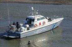 Tàu Thổ Nhĩ Kỳ đâm trúng tàu của lực lượng bảo vệ bờ biển Hy Lạp