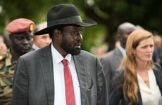 Tổng thống Nam Sudan công bố thành phần nội các mới