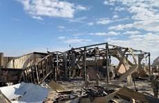 Mỹ tấn công trả đũa lực lượng dân quân do Iran hậu thuẫn ở Iraq